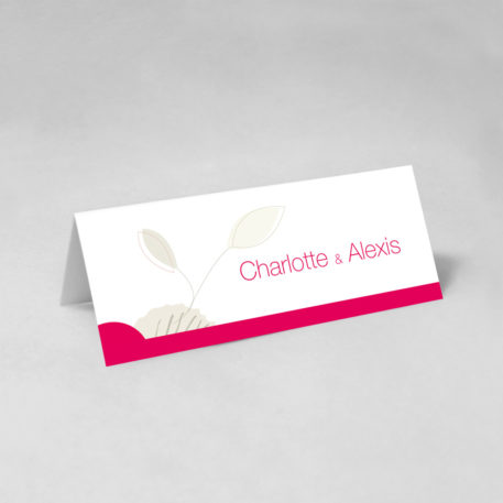 Marque place Pink Touch PM54-NAT-100-1