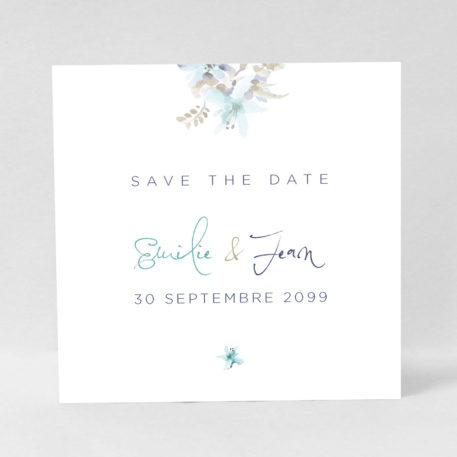 Save the date Magnet Lysa AM53-NAT-104-1