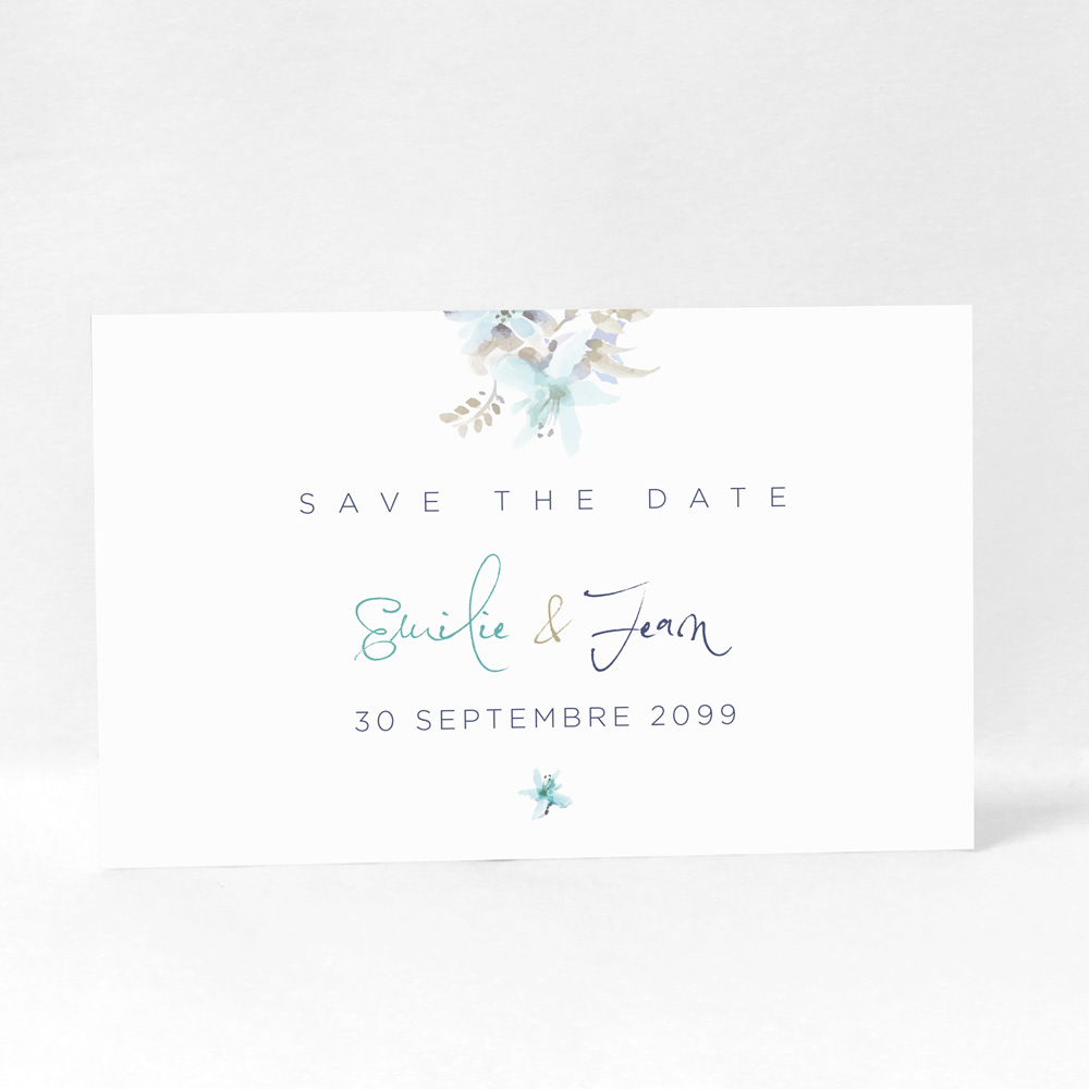 Save the date Lysa DM10-NAT-104-1